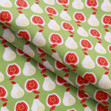 Apples & Pears, Farmyard Quilting Cotton Collection
