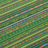 "Celtic Strip Small,St Patricks Day Quilting Cotton Collection, 100% Premium Quilting Cotton Fabric, 44"" Wide (111cm), 140GSM"