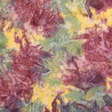 "Batik Fabric, Abstract Marble Effect, BK404, 44"" Wide"
