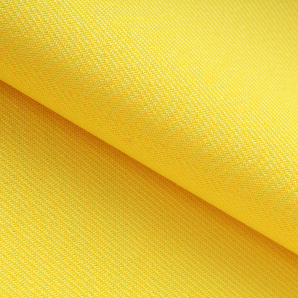 Premium Plain 100% Polyester Twill - Fluorescent Yellow
