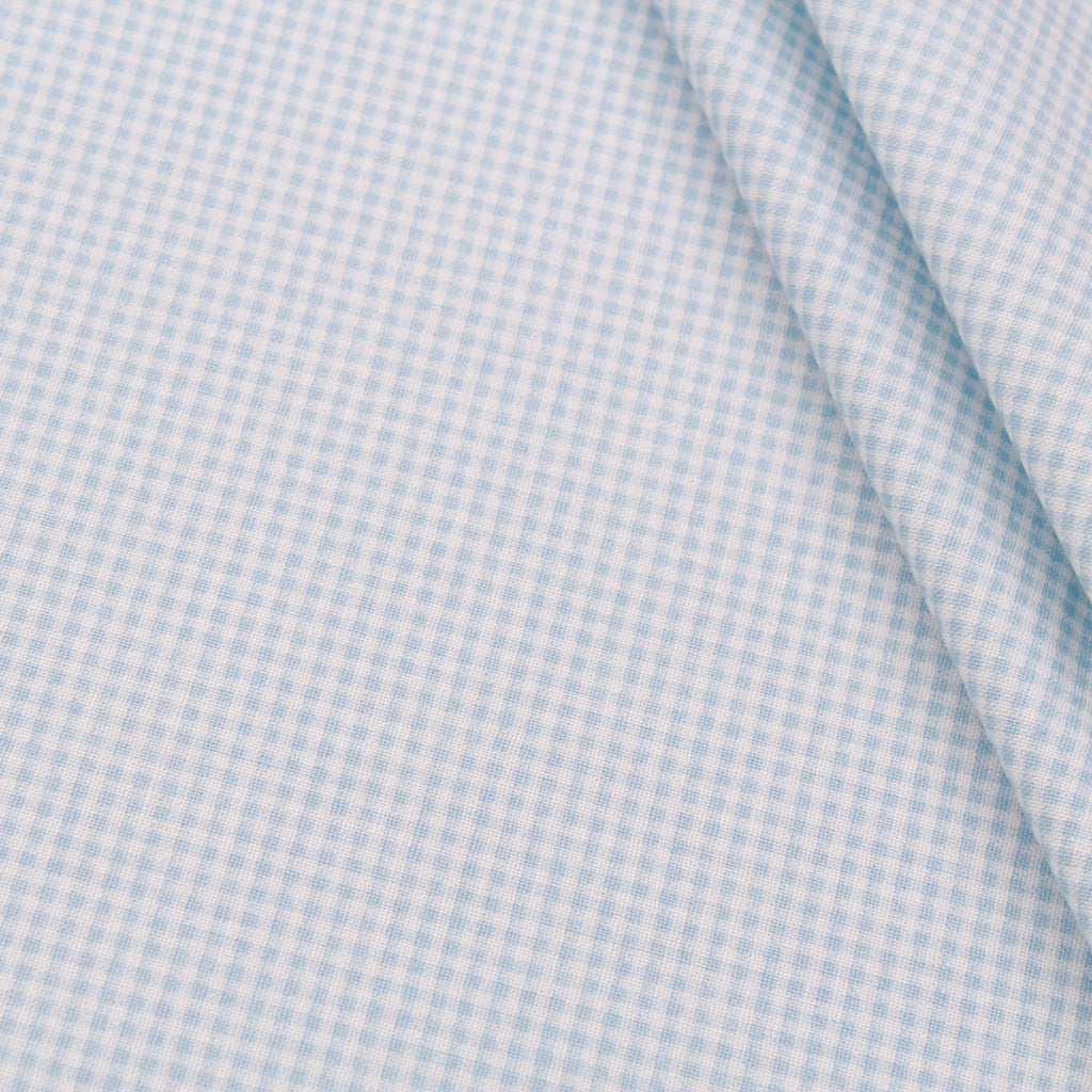 TFG Quilting Cotton, Basic Essentials, Blue Checks