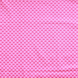 Elephant Madness Pink, Premium Printed Quilting Quality Cotton