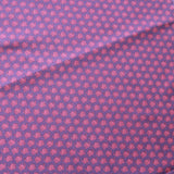Snail Trail Purple, Premium Printed Quilting Quality Cotton