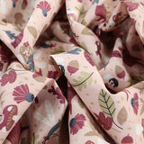 "100% Premium Quality Cotton Poplin - Pink Pixies 44"" Wide"