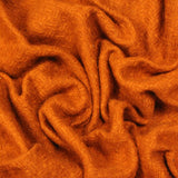 3FOR10 Rusty Copper Poly Blend Wool Fabric