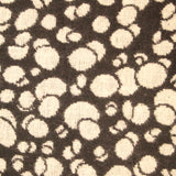 3FOR10 Poly Wool Circles Print Fabric