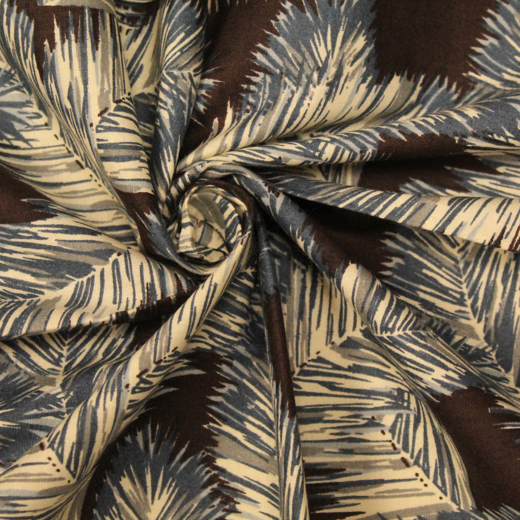 "3 Metre Bundle - Cotton Poplin - Leafy Paradise - 44"" wide"