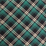 Tartan Print - Brushed Cotton - 60