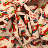 "100% Cotton Poplin - Pirates Parrot- 44"" Wide"