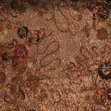 "Sequins Lace Net Rose Bud - 60"" Wide"