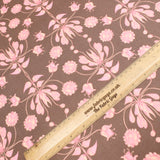 "100% Cotton 'Vintage Floral Print'- 44"" Wide"