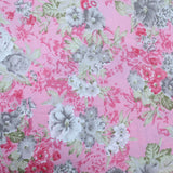 3FOR5 American Crepe Fabric 'Delicate Pink'