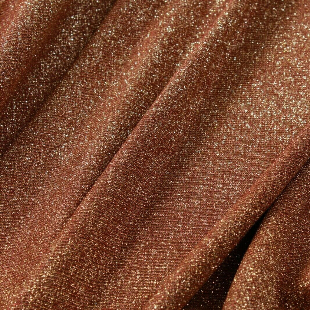 Moonlight Sparkle Sheer Stretch Fabric PO215