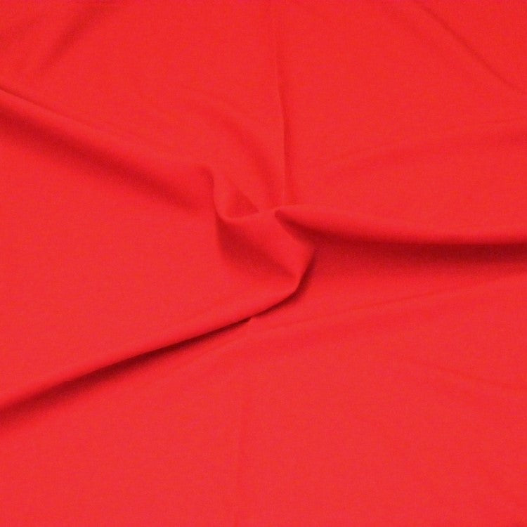 Bi Stretch Panama-Red