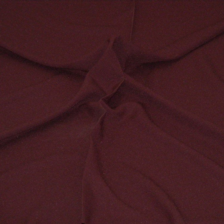 Bi Stretch Panama-Burgundy