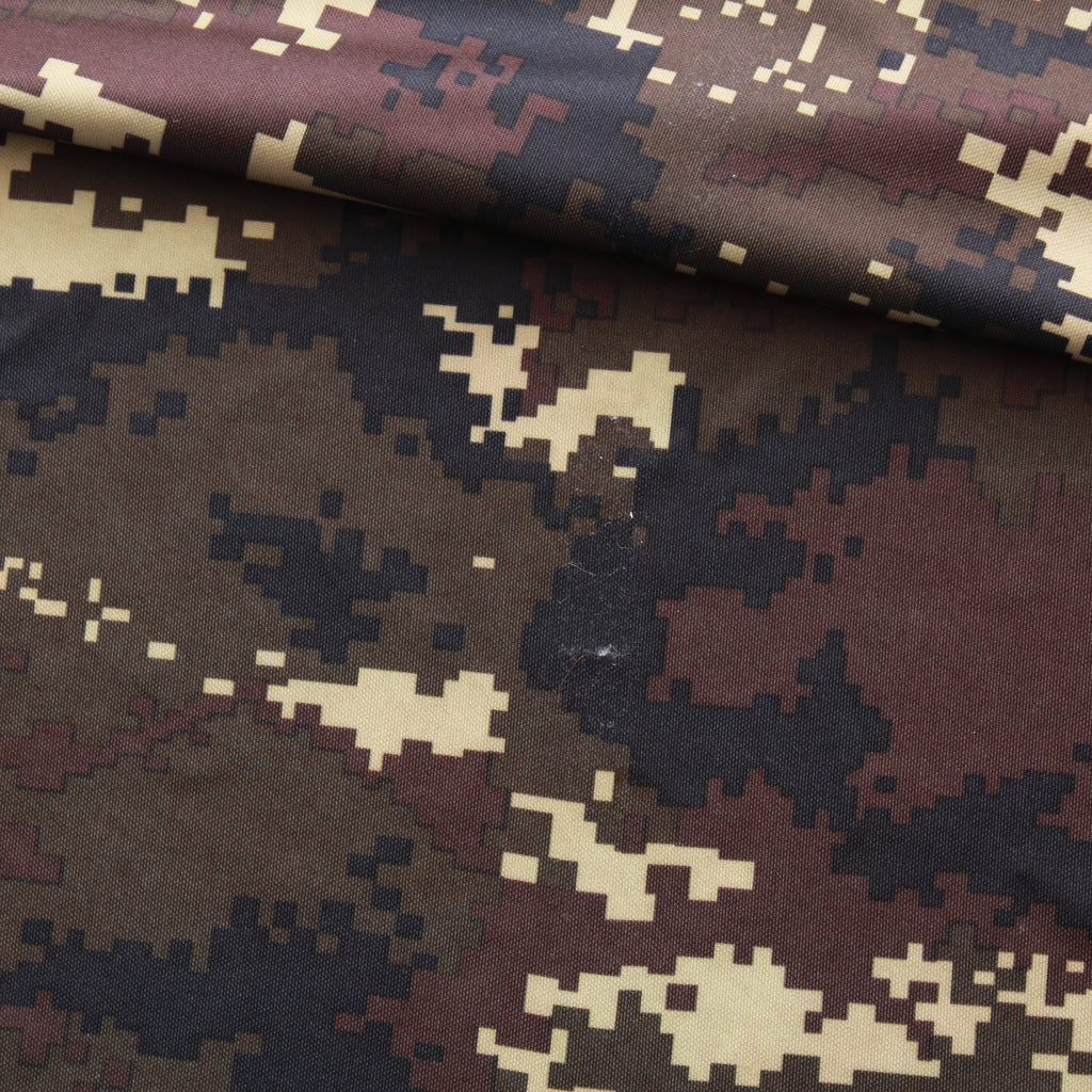 Camouflage Print, Polyester Fabric, 60""