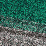 "Green Gradient Glitter on Net, 59"" PO254/Green"