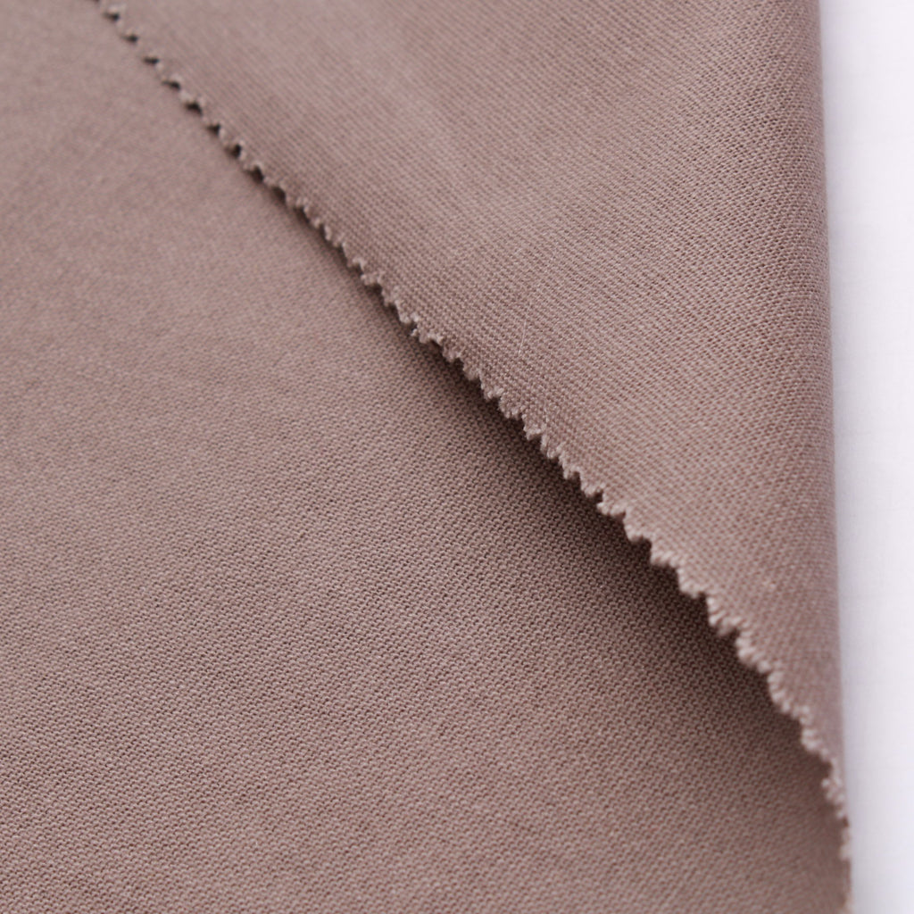 "100% Cotton Canvas, Plain 44"" - Grey Khaki 210 GSM"
