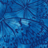Royal Premium 100% Cotton Melody With Butterfly Printing.