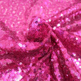 Sequins On Dress Net