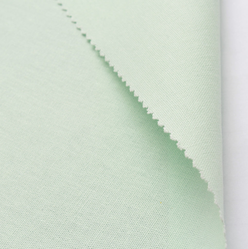 "100% Cotton Canvas, Plain 44"" - Light Lime 210 GSM"