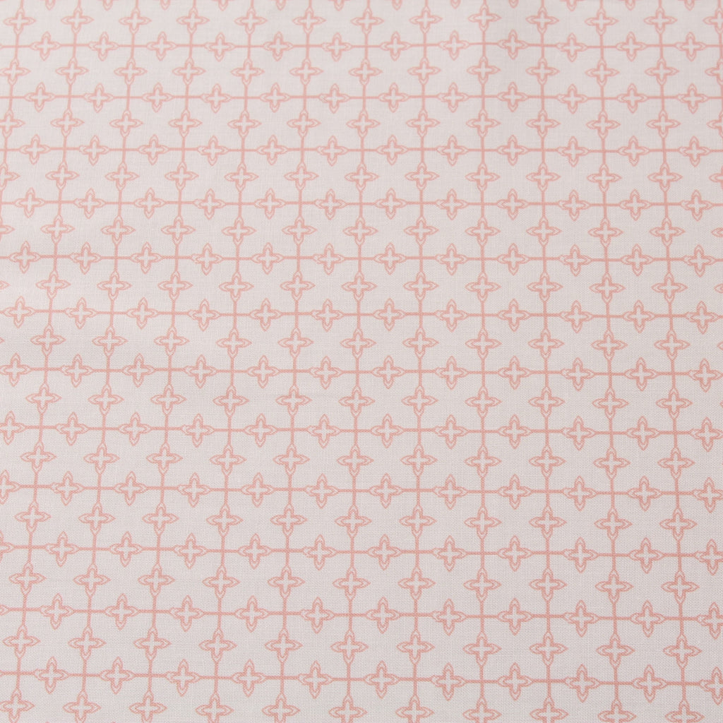 TFG Orange Quilting Cotton, Geometric, Mexicola, FF405.3