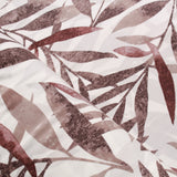Peachskin Leaves, 100% Polyester