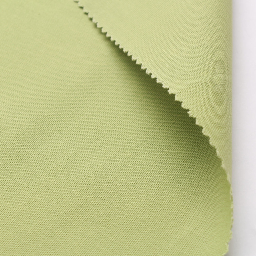 "100% Cotton Canvas, Plain 44"" - Green 210 GSM"