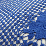 Premium Chemical All Over Lace Fabric Approximately 60