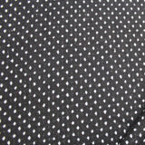 Premium Wool Black & White Collection Spots & Crosses