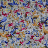 Lawn Cotton Vintage Flower Bud Premium Quality