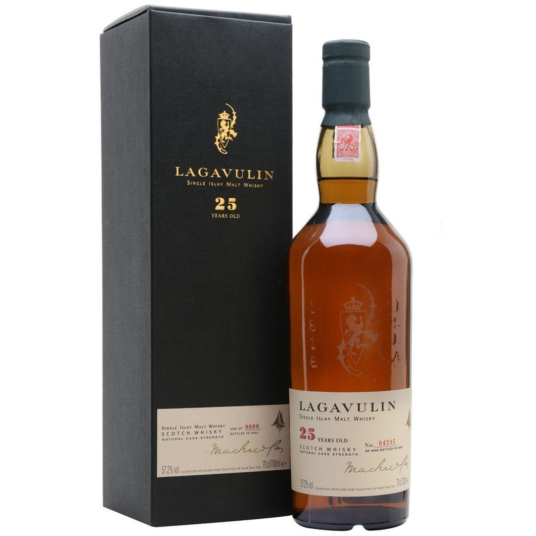 Lagavulin 25 Year Old 2002 0.7l