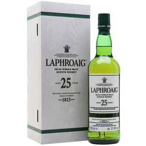Laphroaig 25 Year Old Single Malt 2020 Realease 0.7l