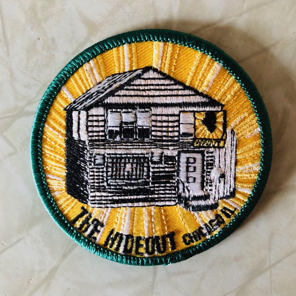 Circular Hideout Patch
