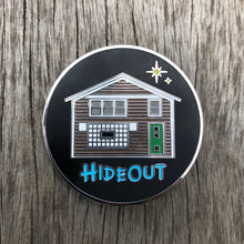 Load image into Gallery viewer, Hideout Enamel Pins
