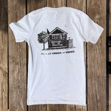 "Load image into Gallery viewer, ""Kindness & Goodness"" Short Sleeve Shirt"
