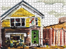 Load image into Gallery viewer, 500 Piece Hideout Puzzle