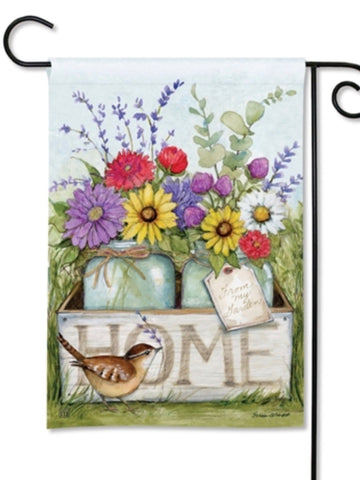 Welcome Home Garden Flag (Flag Stand Sold Separately)