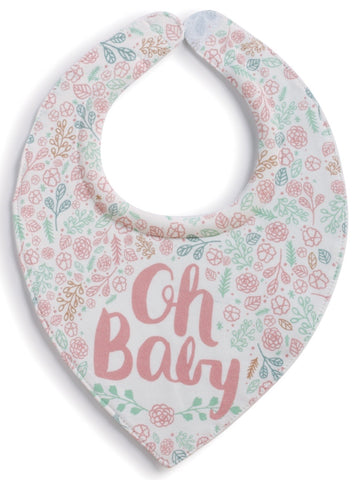 Oh Baby Drool Buster Bib