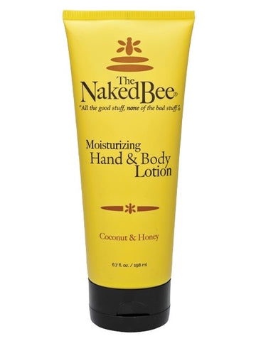 Coconut & Honey Hand & Body Lotion 6.7 oz.