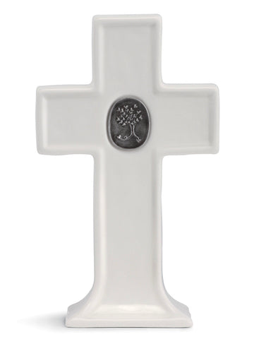 Gift From Above Medallion Standing Cross