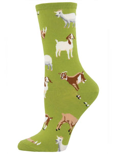Women's Silly Billy Socks Fern