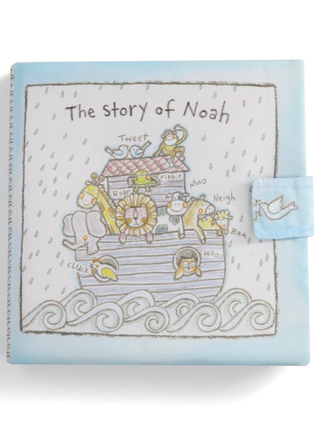 The Story of Noah Soft Book