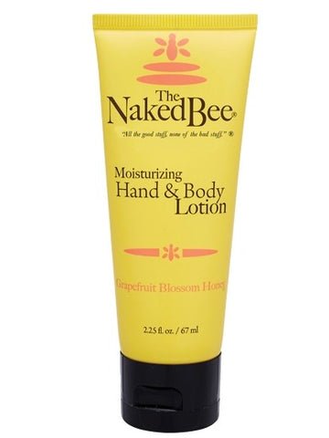 Grapefruit Blossom Honey Hand & Body Lotion 2.25 oz.