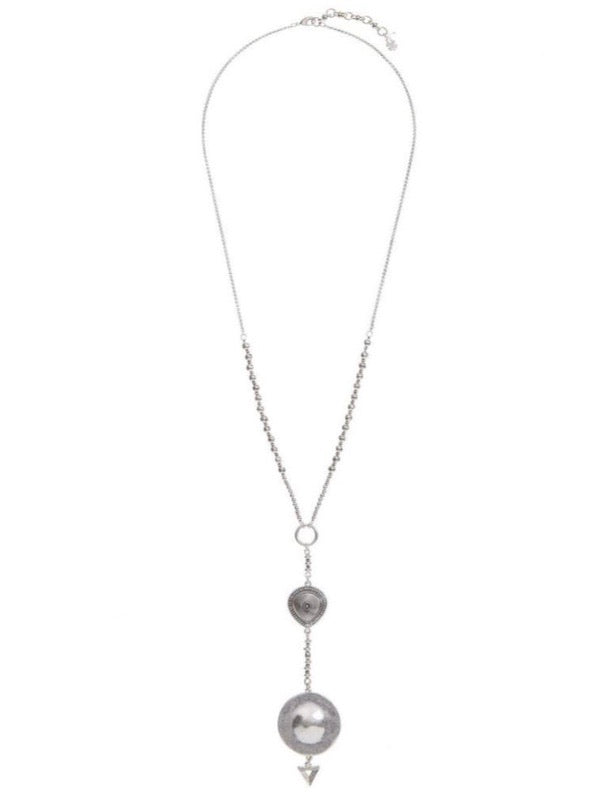 JLRY4937 040 Silver Pendant Necklace