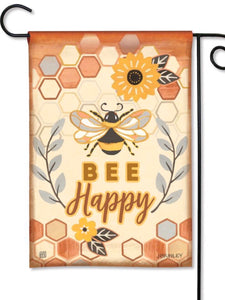 32128 Honey and Hive Garden Flag (Flag Stand Sold Separately)