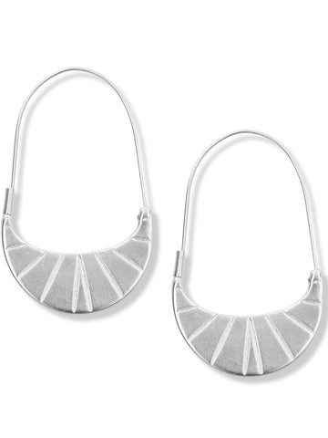 JWEL4081 040 SIL EARRINGS