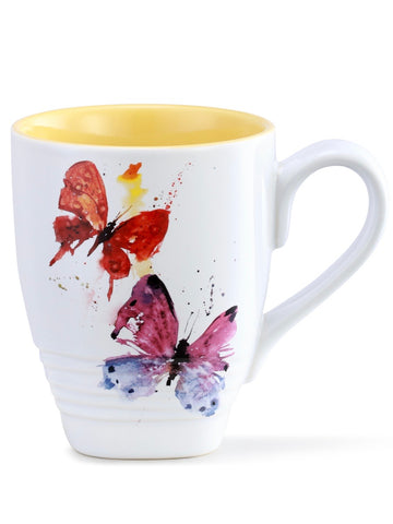 Flock of Butterflies Mug
