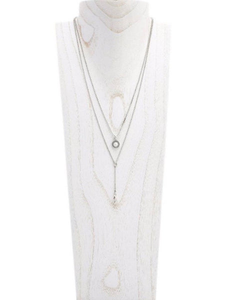 JLRY3214 Delicate Pendant Necklace
