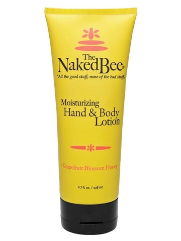 Grapefruit Blossom Honey Hand & Body Lotion 6.7 oz.